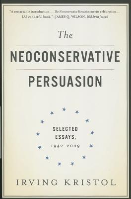 Cover for The Neoconservative Persuasion