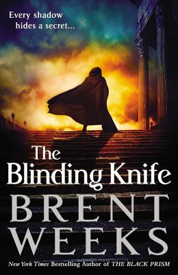 The Blinding Knife (Lightbringer #2) Cover Image