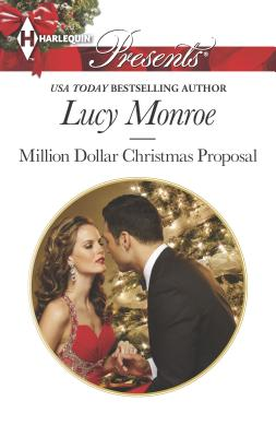 Million Dollar Christmas Proposal Cover