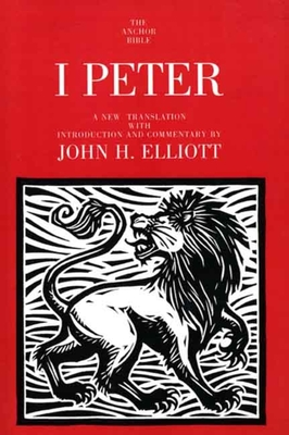 Cover for 1 Peter (The Anchor Yale Bible Commentaries)