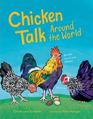 Chicken Talk Around the World Cover Image