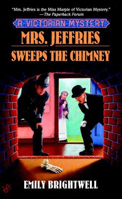 Mrs. Jeffries Sweeps the Chimney (A Victorian Mystery #18) Cover Image