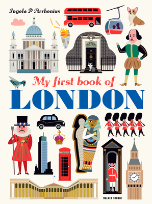 My First Book of London Cover Image
