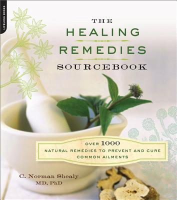 Cover for The Healing Remedies Sourcebook