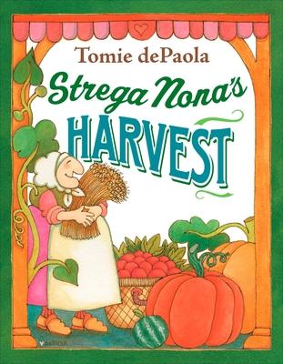 Strega Nona's Harvest Cover