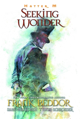 Hatter M: Seeking Wonder Cover Image