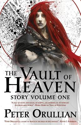 Cover for The Vault of Heaven