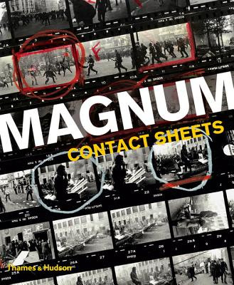 Magnum Contact Sheets Cover Image