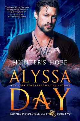 Hunter's Hope (Vampire Motorcycle Club #2) Cover Image