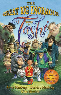 The Great Big Enormous Book of Tashi (Tashi series) Cover Image