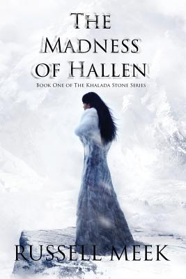 The Madness of Hallen (Khalada Stone #1) Cover Image