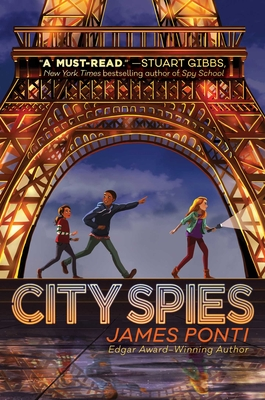 City Spies Cover Image