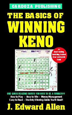 The Basics of Winning Keno, 4th Edition (Basics of Winning S) Cover Image