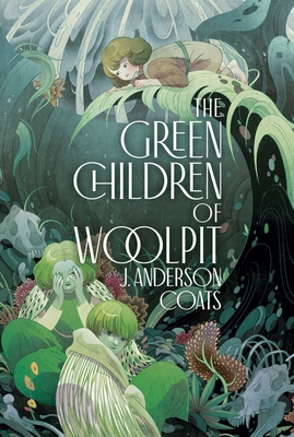 The Green Children of Woolpit Cover Image