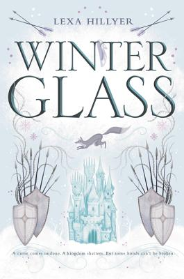 Winter Glass (Spindle Fire #2) Cover Image