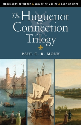 The Huguenot Connection Trilogy Cover Image