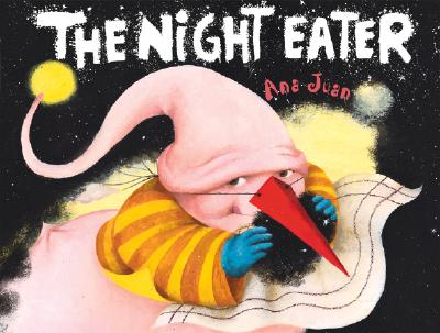 The Night Eater Cover