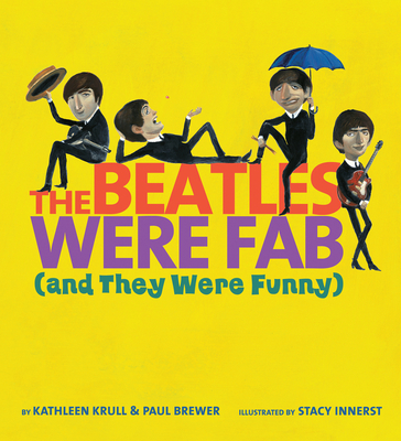 The Beatles Were Fab (and They Were Funny) Cover