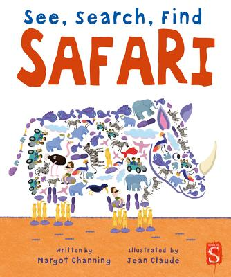 See, Search, Find: Safari Cover Image