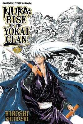 Nura: Rise of the Yokai Clan, Vol. 1 Cover Image