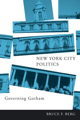 New York City Politics Cover