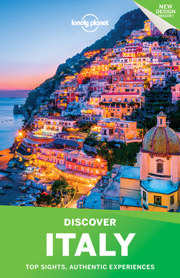 Discover Italy  cover image