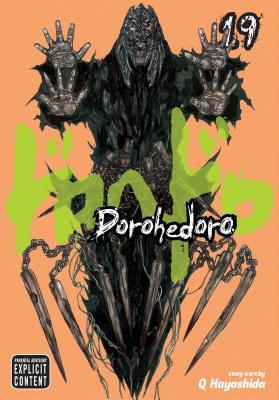 Dorohedoro, Vol. 19 Cover Image
