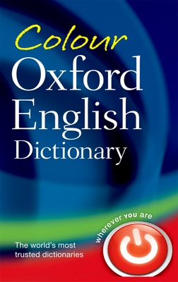 Colour Oxford English Dictionary Cover Image