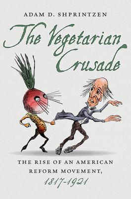 The Vegetarian Crusade Cover