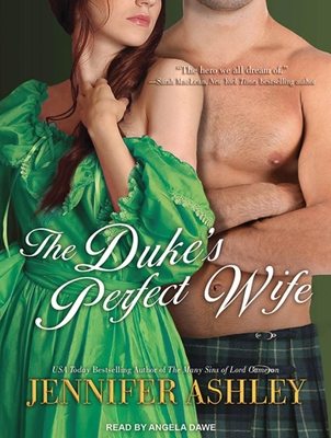 The Duke's Perfect Wife Cover
