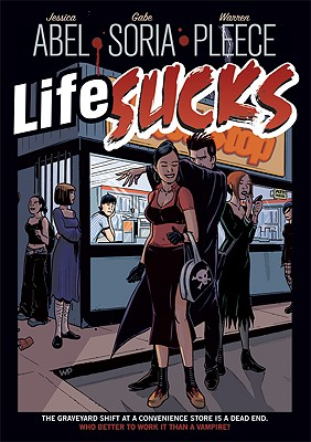 Cover for Life Sucks