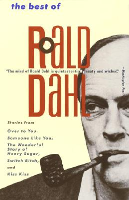 The Best of Roald Dahl Cover Image