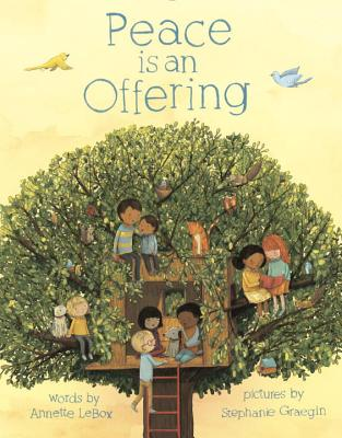 Peace is an Offering Cover Image