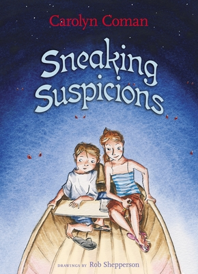 Sneaking Suspicions Cover