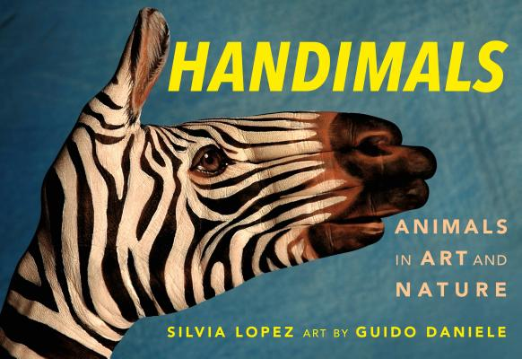 Handimals: Animals in Art and Nature Cover Image