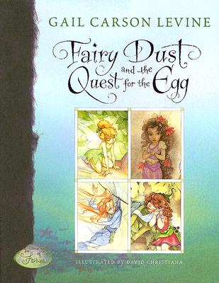 Fairy Dust and the Quest for the Egg Cover