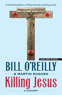 Cover for Killing Jesus