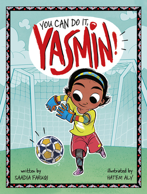 You Can Do It, Yasmin! Cover Image