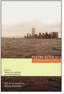 Poetry After 9/11 Cover
