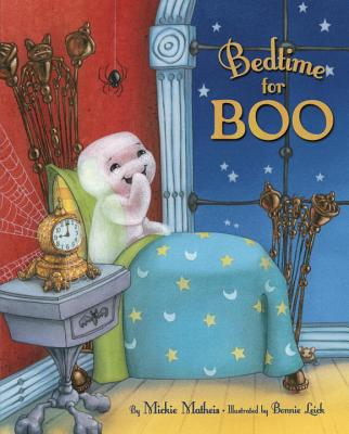 Bedtime for Boo Cover
