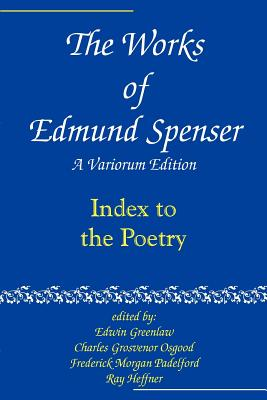 Index to the Party (Works of Edmund Spenser #9) Cover Image