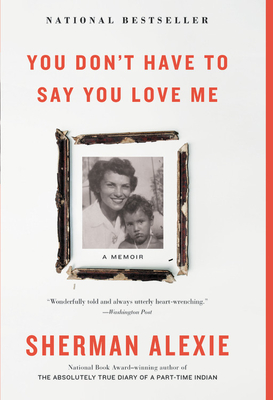 You Don't Have to Say You Love Me Lib/E: A Memoir Cover Image