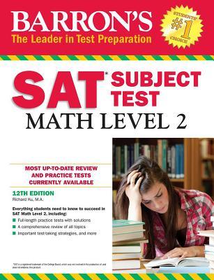 Barron's SAT Subject Test: Math Level 2 Cover Image
