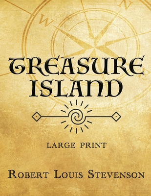 Treasure Island - Large Print Cover Image