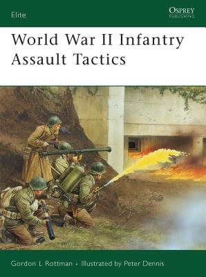 World War II Infantry Assault Tactics Cover
