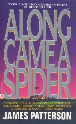 Along Came a Spider (Alex Cross #1) Cover Image