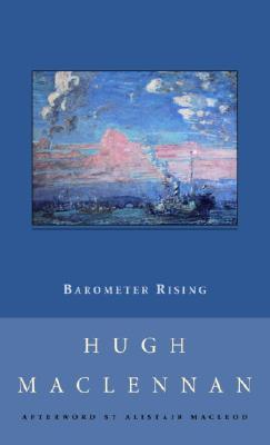 Barometer Rising Cover