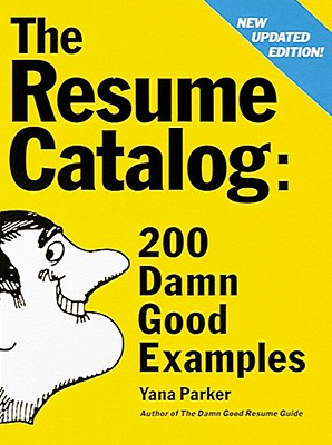 The Resume Catalog Cover