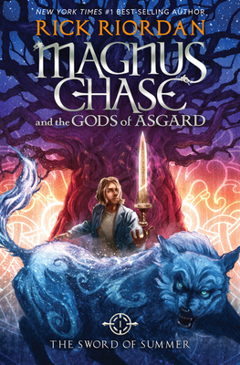 Magnus Chase and the Gods of Asgard, Book 1 The Sword of Summer Cover Image