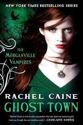 Ghost Town: The Morganville Vampires Cover Image